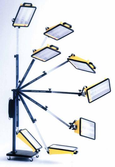 Optymalne Oświetlenie W Warsztacie