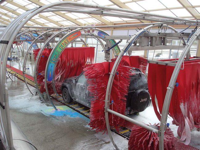 Tommy Car Wash