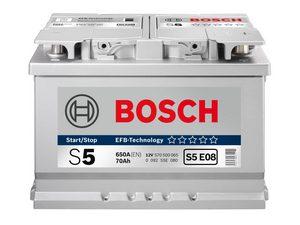 Bosch akumulatory